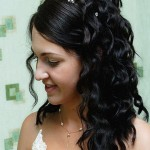 Curly Wedding Hairstyles 9