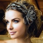 Curly Wedding Hairstyles 10
