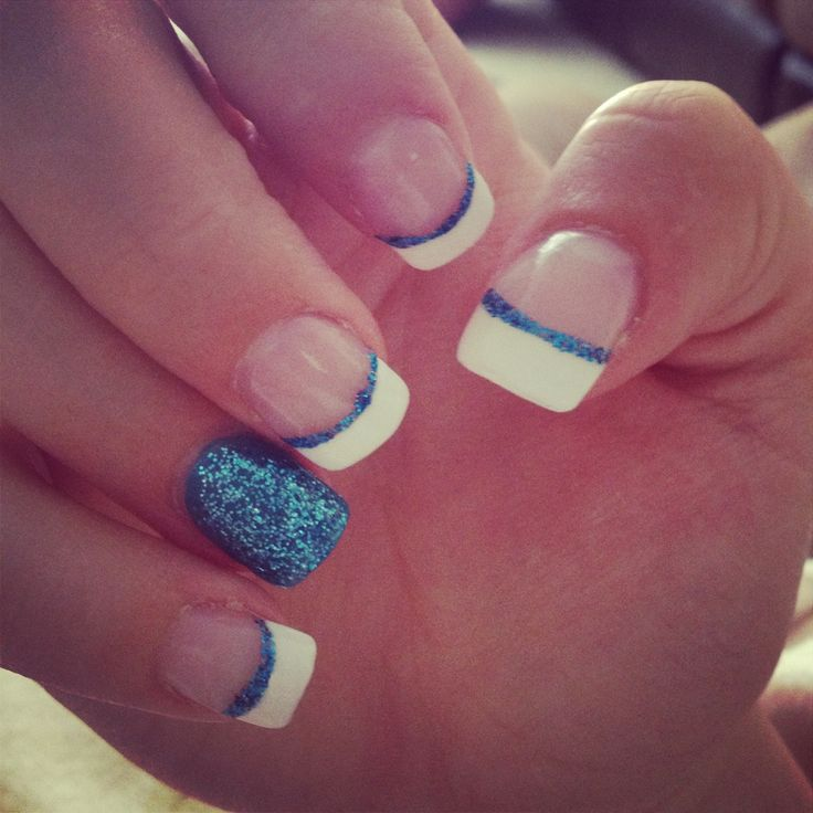 cute nail designs for tips 8 - Nail Tip Designs Ideas