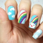 Cute Nail Polish Designs Design-1