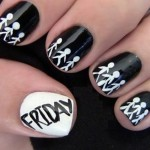 Cute Nail Polish Designs Picture-1