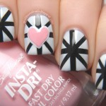 Cute Nail Polish Designs Style-1