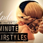 Easy Cute Hairstyles 11