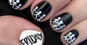 Easy Cute Nail Polish Ideas 14