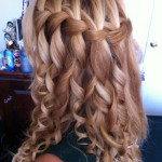 Easy Hairstyles For Curly Hair 21