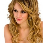 Easy Hairstyles For Curly Hair 4