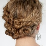 Easy Hairstyles For Curly Hair 6