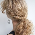 Easy Hairstyles For Curly Hair 8
