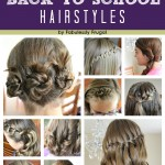 Easy Hairstyles For School 2