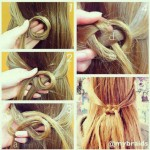 Easy Hairstyles For School 4