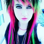 Emo Hairstyles For Girls 4