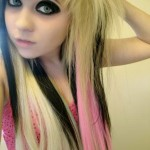Emo Hairstyles For Girls 8