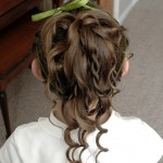 Flower Girl Hairstyles Picture-1