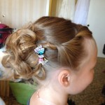 Flower Girl Hairstyles Picture