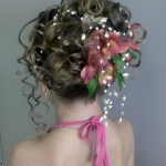 Flower Girl Hairstyles Style
