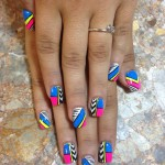Freehand Nail Art Designs 2