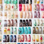 Freehand Nail Art Designs 12
