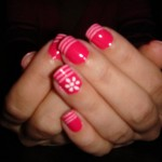 Freehand Nail Art Designs 13