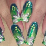 Freehand Nail Art Designs 15