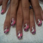 Freehand Nail Art Designs 4