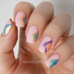 Freehand Nail Art Designs 9