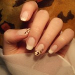 French Manicure Nail Art Designs 4