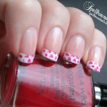 French Manicure Nail Art Designs 5