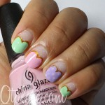 French Manicure Nail Art Designs 8