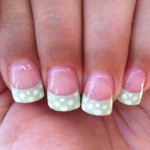 French Tip Nail Art Ideas 14