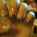 French Tip Nail Art Ideas 6