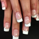 French Tip Nail Art Ideas 7
