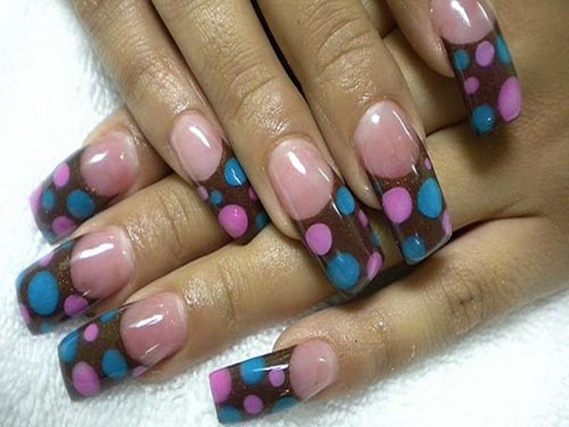 Funky Nail Polish Ideas 6 Inkcloth
