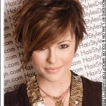 Hairstyle For Short Hair 3