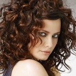 Hairstyles For Curly Frizzy Hair 19