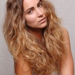 Hairstyles For Curly Frizzy Hair 4
