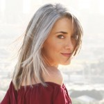 Hairstyles For Grey Hair image-2