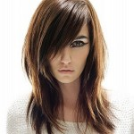 Hairstyles For Round Face Design-1