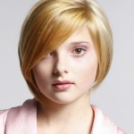Hairstyles For Round Faces Women 12