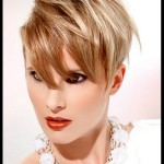 Hairstyles For Round Faces Women 13