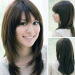 Hairstyles For Round Faces Women 6