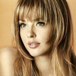 Hairstyles For Round Faces Women 7