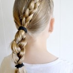 Hairstyles For School Girls 10
