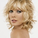 Hairstyles For Short Curly Hair Picture-2