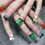 Halloween Nail Design Ideas 2