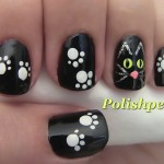 Halloween Nail Design Ideas 12