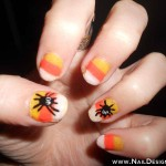 Halloween Nail Design Ideas 3