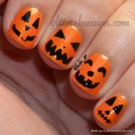 Halloween Nail Design Ideas 9