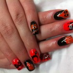 Halloween Nail Design Ideas 10