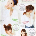 Japanese Hairstyles 4