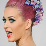 Katy Perry Hairstyles 7